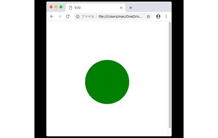 Javascriptを使用したSVGのカラー設定