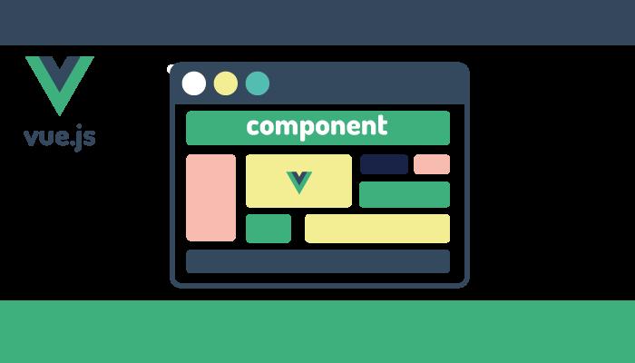 vue component