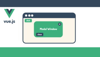 vue modal window