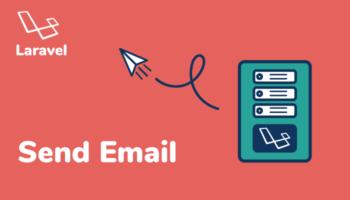 Laravel Send Email