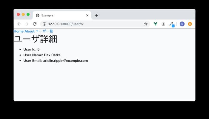 id5のユーザの詳細情報