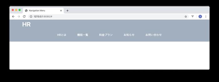 justify-center設定