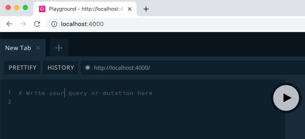 GraphQLのQueryを記述する場所