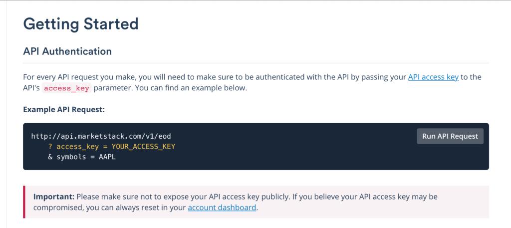 APIの利用方法