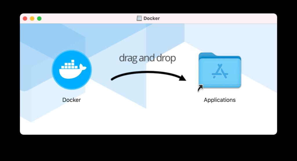 Dockerのインストール