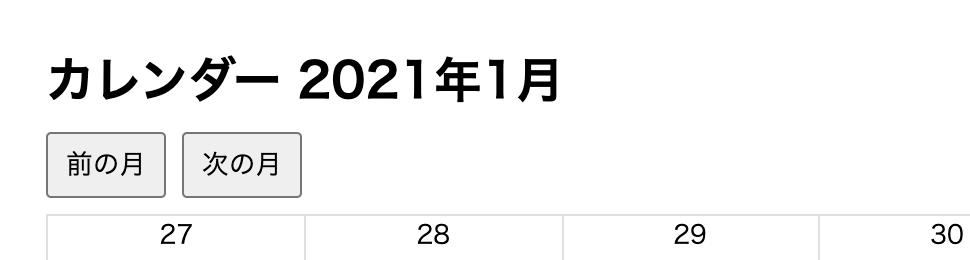 日付表示の変更